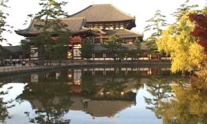 奈良 秋季東大寺