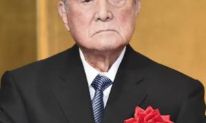 日本前首相中曾根康弘
