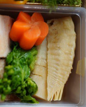 御節料理-竹筍-豎圖