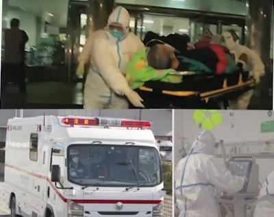 武漢歸國首批206名日僑 12人住院