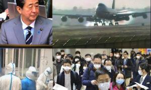 2月1日起 日本禁曾入鄂外國人入境
