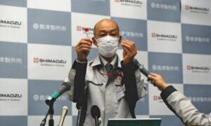 運用Norovirus試藥技術(4日、京都市)網路圖片