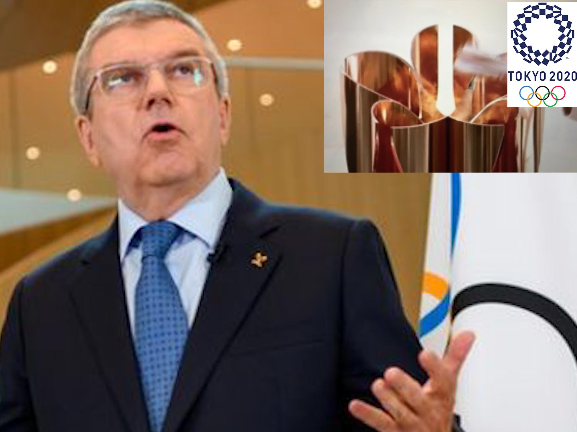 IOC會長巴赫