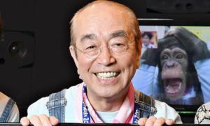 日本著名喜劇演員志村健