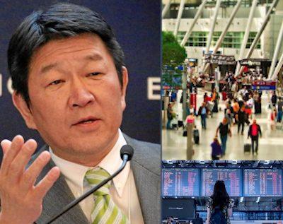 滯外日僑4000人望回國 政府:認真對應
