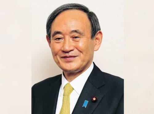日本內閣官房長官 菅 義偉 (本人網站)