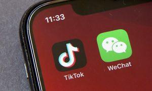 禁止騰訊旗下微信在美國使用的川普行政命令9月20日生效(AP)