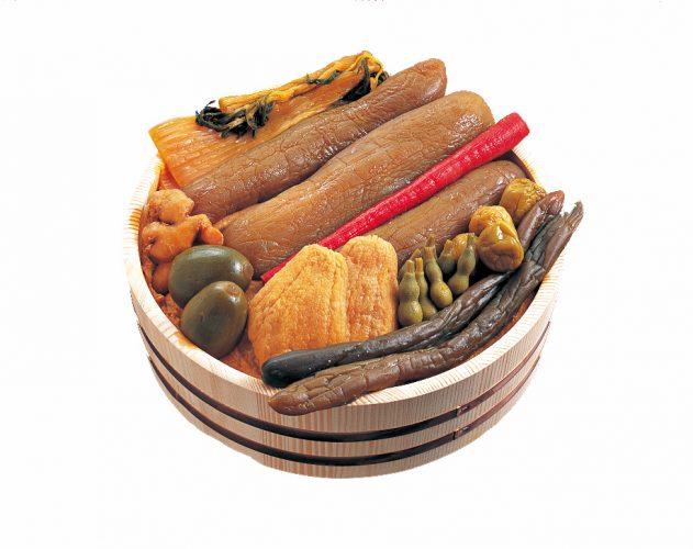 背景白_商品画像-奈良鹹菜提供圖片