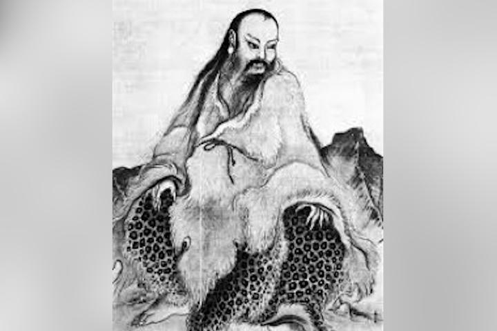 民间传说:伏羲造鱼网
