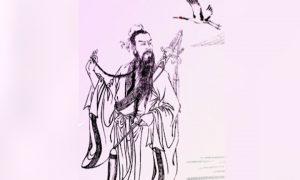 吕洞宾与黄鹤楼-圖片.jpg